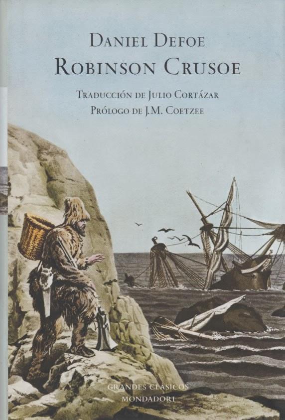 Daniel Defoe Robinson Crusoe Libros Prohibidos