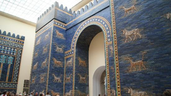 La escritura demencial. Puerta de Ishtar. Libros Prohibidos