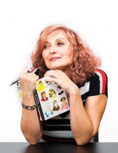 Entrevista a Diana P. Morales. Foto. Libros Prohibidos