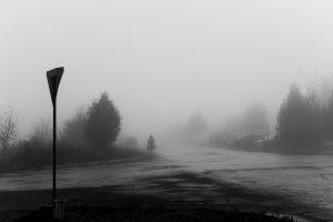 Los espíritus del humo. Niebla. Libros Prohibidos
