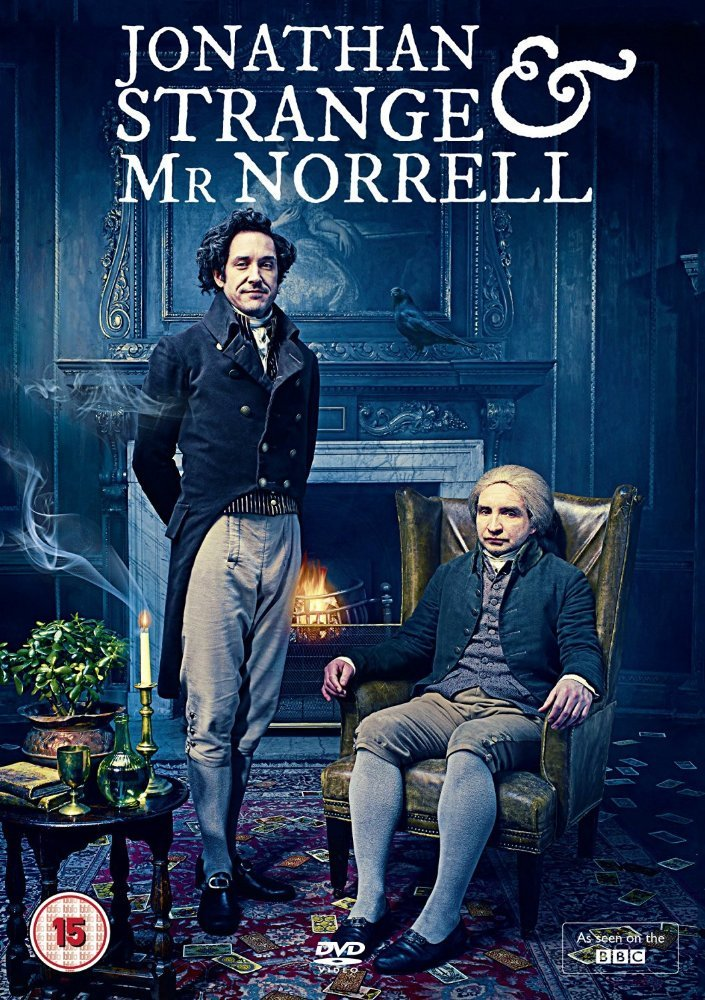 Jonathan Strange and Mr Norrell. Libros Prohibidos