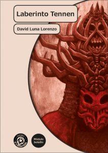 Laberinto Tennen edición bolsillo. David Luna. Libros Prohibidos