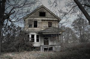 Casa encantada. La chica descalza en la colina de los arándanos. Libros Prohibidos