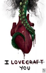 Combustible Lovecraft. Love. Libros Prohibidos