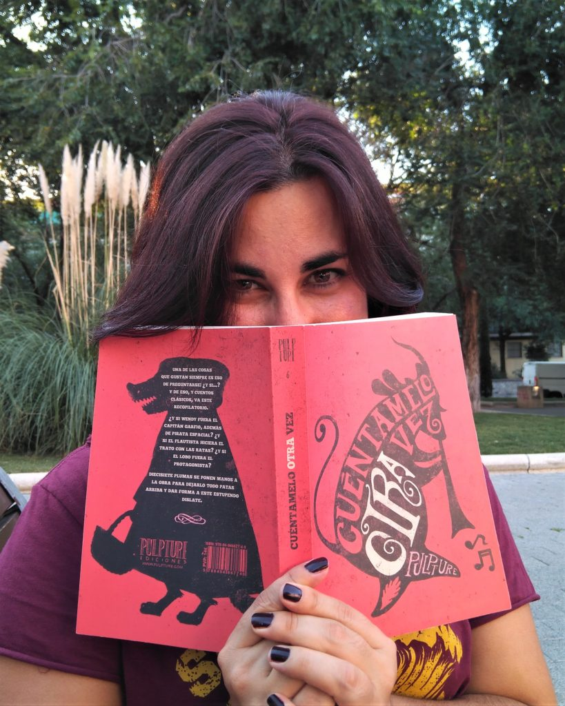 Laura Arenas Manzanares. Cuéntamelo otra vez. Libros Prohibidos
