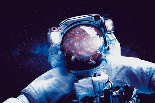 Quasar 2. Astronauta. Libros Prohibidos