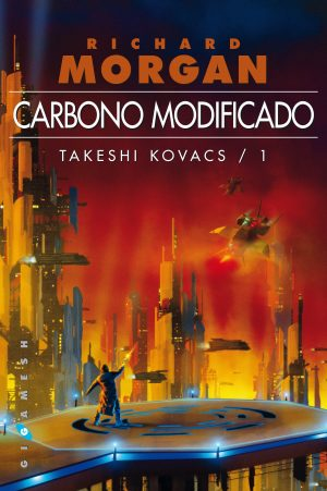 Portada Carbonomodificado. Libros Prohibidos