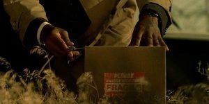 Caja, Seven. El detective. Libros Prohibidos