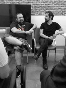 Entrevista a Orciny Press. Franciso J. Pérez, Hugo Camacho, Libros Prohibidos