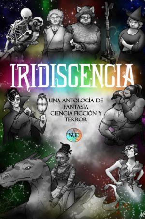 Portada Iridiscencia. Libros Prohibidos