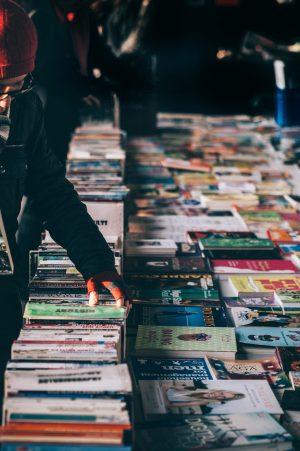Sorteo mecenas de febrero de 2019. Libros Prohibidos