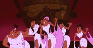Musas de Hércules