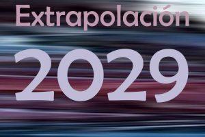 Extrapolación 2029. Libros Prohibidos