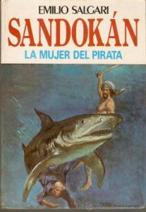 doncella de hierro, Sandokán. Libros Prohibidos