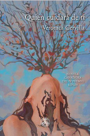 Cubierta de Quién cuidará de ti, de Verónica Cervilla